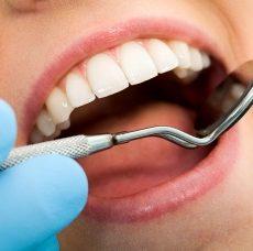 Importance of regular dental check-ups.